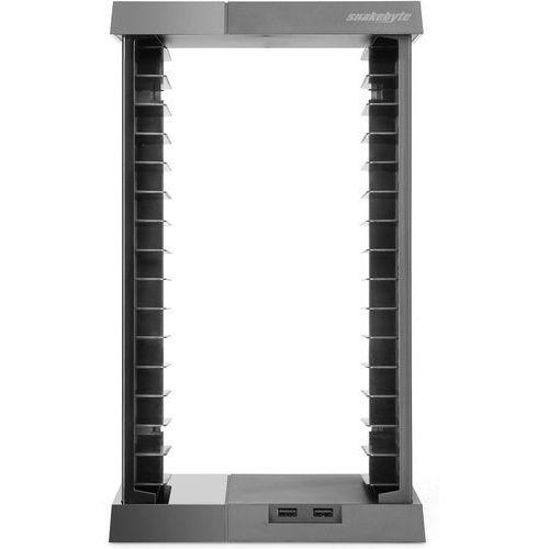 Organizer SNAKEBYTE Charge:Tower z ładowarką do kontrolerów PS4 + DARMOWY TRANSPORT! (4039621910340)