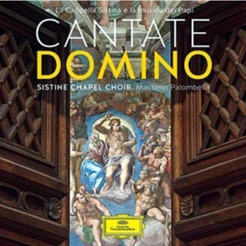 Cantate Domino (0028947953005)