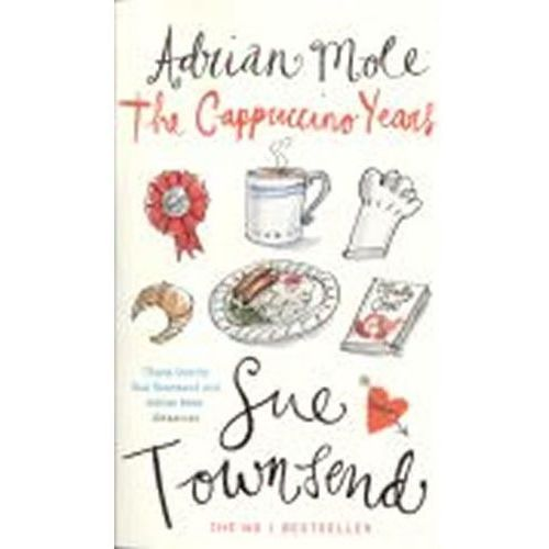 Adrian mole the cappuccino years (9780140279405)