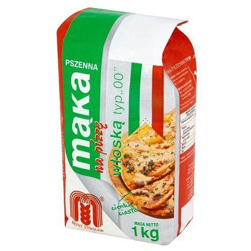 Mąka Pszenna Na Pizzę Włoską 1 kg. (5900563000057)