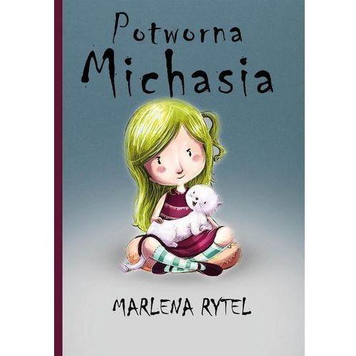 Potworna Michasia - Rytel Marlena OD 24,99zł DARMOWA DOSTAWA KIOSK RUCHU, oprawa miękka
