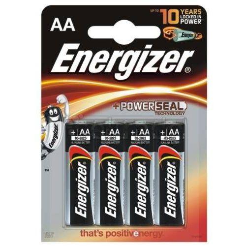 Baterie alkaline power, aa, lr6, 1, 5v, 4szt. - x06221 marki Energizer