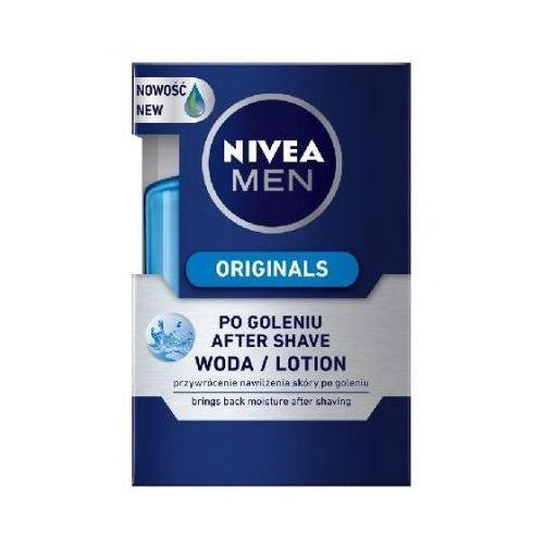 NIVEA FOR MEN Oryginals woda po goleniu - produkt z kategorii- pozostałe środki do depilacji