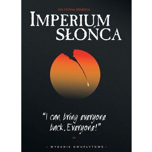 Steven spielberg Imperium słońca (2dvd) iconic moments (płyta dvd) (7321914737374)
