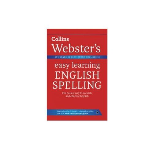 Easy Learning English Spelling wyd.2011, Collins Dictionaries