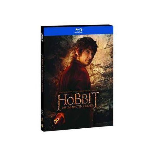 Peter jackson Hobbit: niezwykła podróż (2bd) edycja specjalna lenticular - zostań stałym klientem i kupuj jeszcze taniej