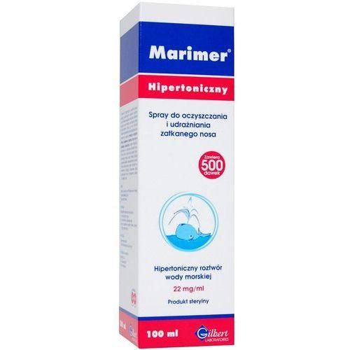 Marimer Hipertoniczny spray x 100ml (lek na katar)