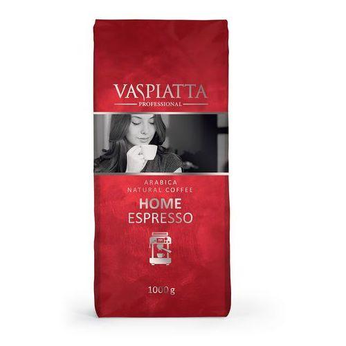 Kawa ziarnista home espresso 1kg + zamów z dostawą w poniedziałek! marki Vaspiatta