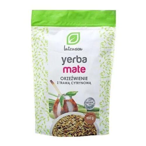 Intenson Yerba Mate orzeźwienie z trawa cytrynową 150g