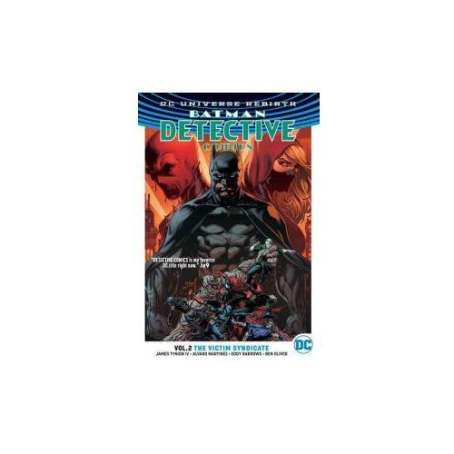 Detective Comics Vol. 2 The Victim Syndicate (Rebirth)