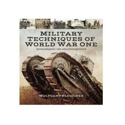 Military Technology of World War One (9781473854192)
