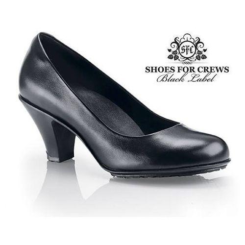 Buty damskie | black label - kate | czarne | rozmiary 35-42, marki Shoes for crews