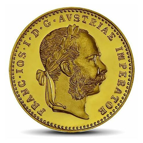 Münze Österreich 1 złoty dukat austriacki