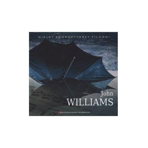 Wielcy kompozytorzy filmowi. tom 18. john williams (książka + cd) - john williams (płyta cd) marki Agora