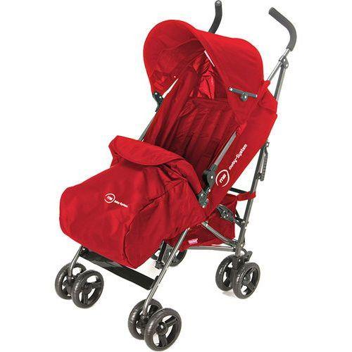 wózek spacerowy almond, czerwony marki Sun baby