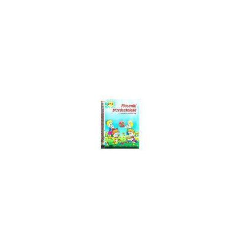 Piosenki przedszkolaka z wersją karaoke cz.1 DVD