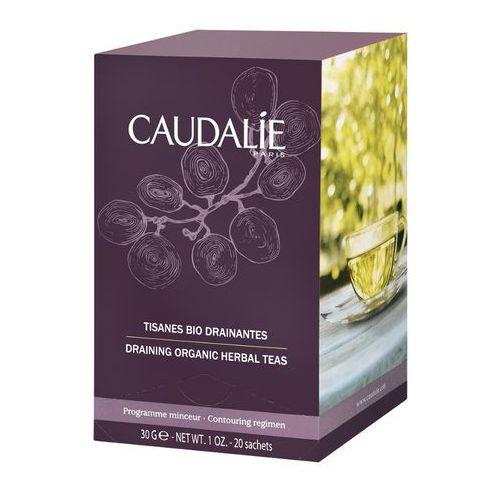 Caudalie Draining Organic Herbal Teas | Drenujące ecoherbaty ziołowe 30g (20 saszetek) (3522930000853)