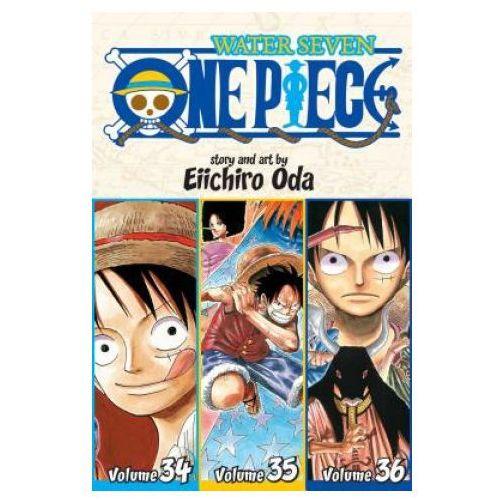 One Piece: Water Seven 34-35-36, Vol. 12 (Omnibus Edition), Oda, Eiichiro