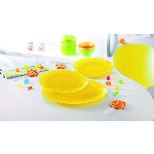 Komplet obiadowy Arty Yellow 18-elementowy LUMINARC - sprawdź w sklep.DAJAR.pl