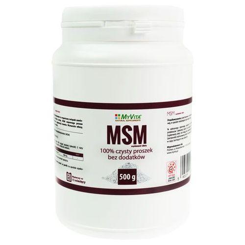 Myvita Msm proszek - 500 g (5905279123687)