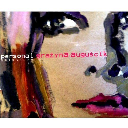 Personal selection - grażyna auguścik (płyta cd) marki Agencja artystyczna mtj