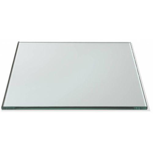 Rosseto Płyta kwadratowa przezroczysta ze szkła hartowanego | różne wymiary