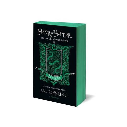 Harry Potter and the Chamber of Secrets: Slytherin Edition Rowling Joanne K.