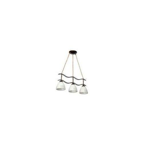 Solo lampa wisząca 3-punktowa wenge O1703 RW (5907626645910)