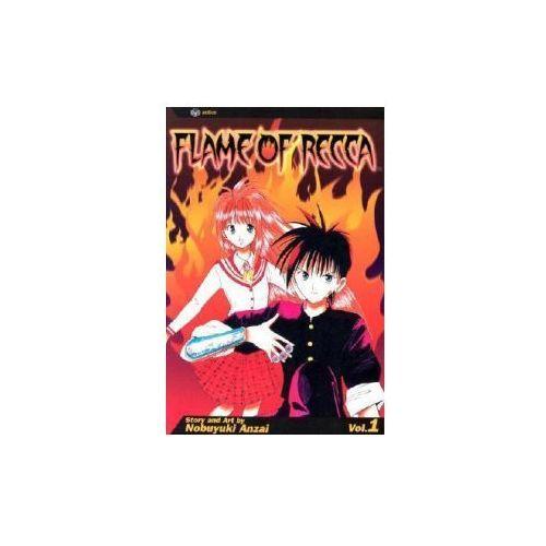 Flame of Recca, Vol. 1 (9781591160663)
