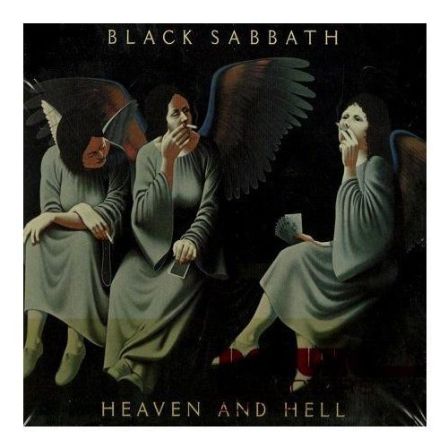 BLACK SABBATH - HEAVEN AND HELL [2CD DELUXE COLLECTORS EDITION]