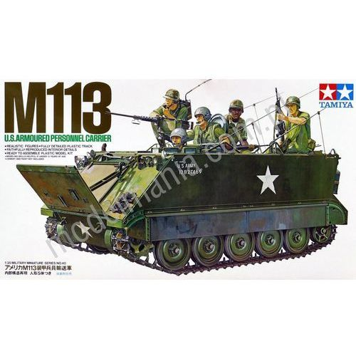 armoured personnel carrier m113 - tamiya marki Tamiya