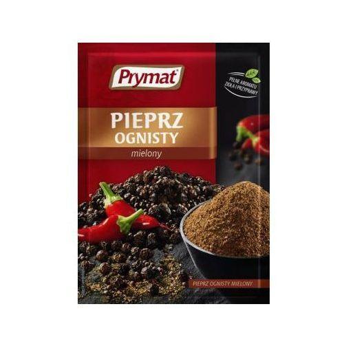 Pieprz czarny ognisty mielony 20 g Prymat (5901135032025)