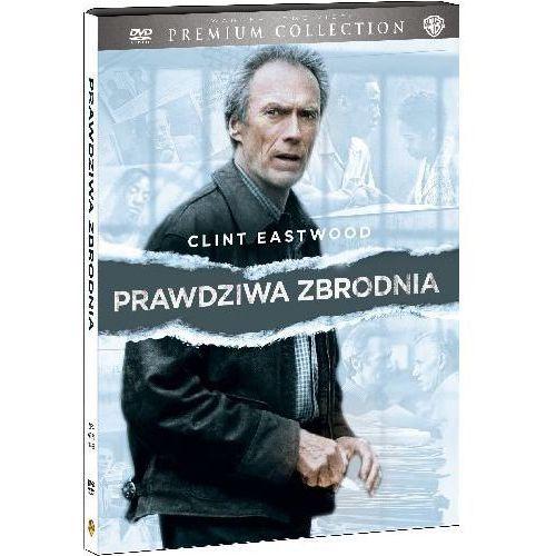 Clint eastwood Prawdziwa zbrodnia (dvd) premium collection
