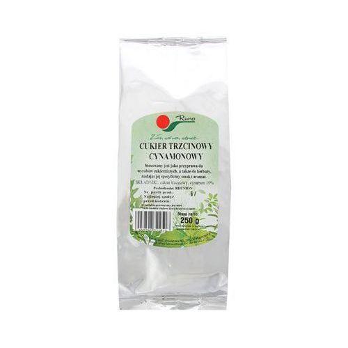 250g cukier trzcinowy cynamonowy marki Runo