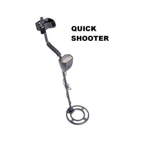 Wykrywacz metali quick shooter z ekranem lcd + rozróżnianie metali + wskaźnik głębokości... marki Metal detectors..