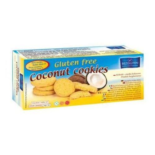 """Bezgluten Ciastka kokosowe """"kokoski"""" owe 130g"""