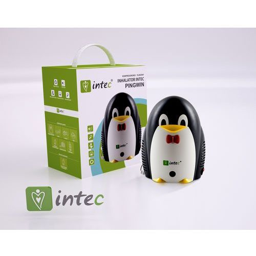 Inhalator Intec CN-02WF2 Pingwin (inhalator)