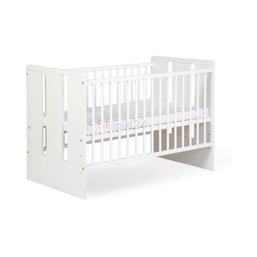 łóżeczko paula biała 120x60 marki Klupś