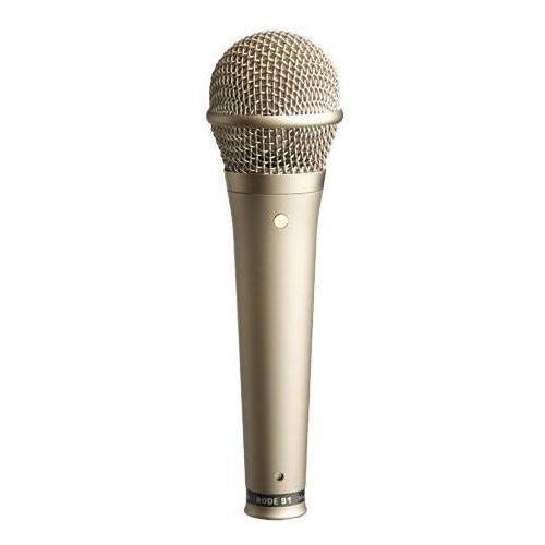 """Rode s1 - mikrofon pojemnościowy -5% na pierwsze zakupy z kodem """"start""""! (0698813000180)"""
