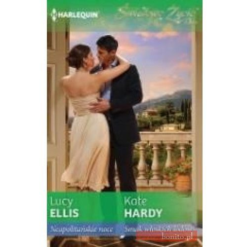 Neapolitańskie noce, Smak włoskich lodów - Lucy Ellis, Kate Hardy, oprawa broszurowa