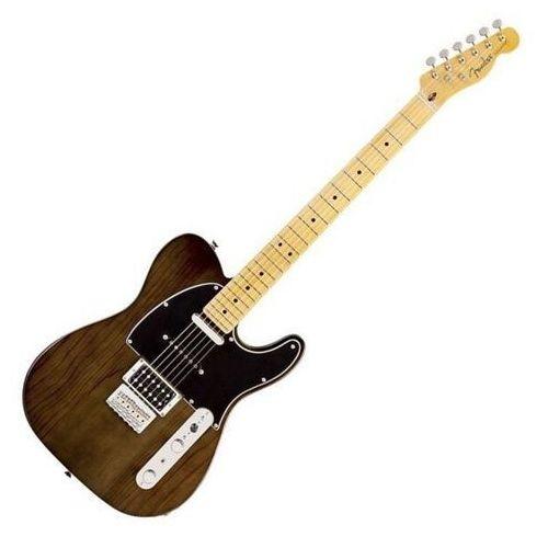 Fender modern player telecaster plus mn chrtrans