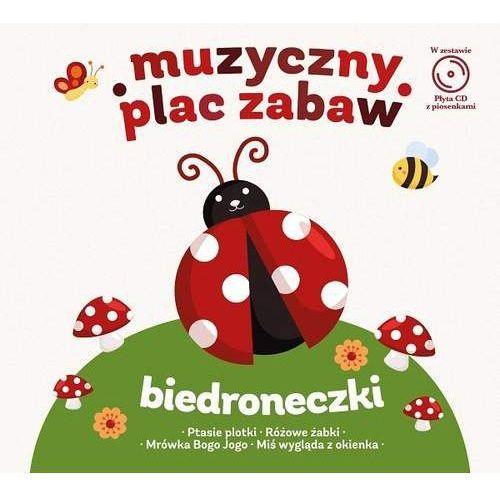 Cd Z Książką Biedroneczki Muzyczny Plac Zabaw