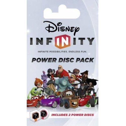 infinity: power disk pack marki Disney