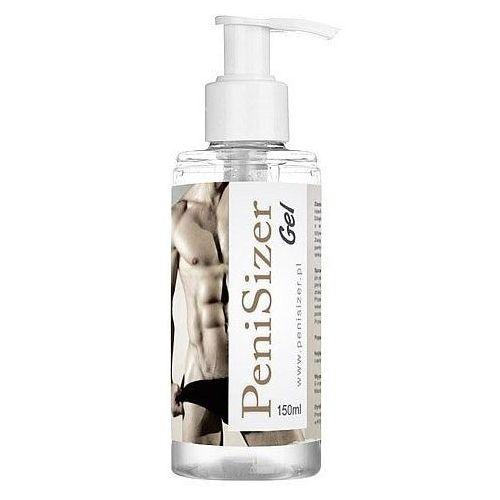 Penisizer gel - żel powiększający członka 150ml   100% dyskrecji   bezpieczne zakupy marki Quality sex lab