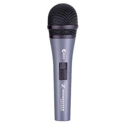 Sennheiser e825-S mikrofon dynamiczny, SENE825-SM