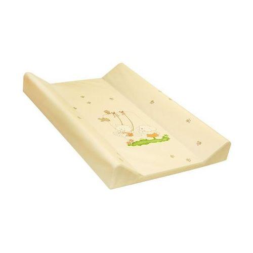 MAMO-TATO Przewijak na łóżeczko usztywniony 50x80 Huśtawka beżowa - produkt dostępny w MAMO-TATO