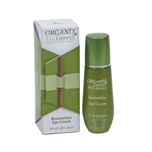 - Restorative Eye Cream - Organiczny przeciwzmarszczkowy naprawczy krem pod oczy - 30 ml, produkt marki Organix Cosmetix