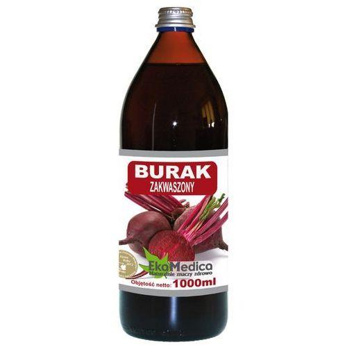 Burak - sok z bulw buraków (1 l) marki Ekamedica