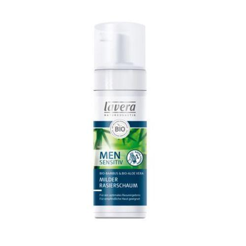 Lavera Men Sensitiv pianka do golenia (Mild Shave Foam) 150 ml