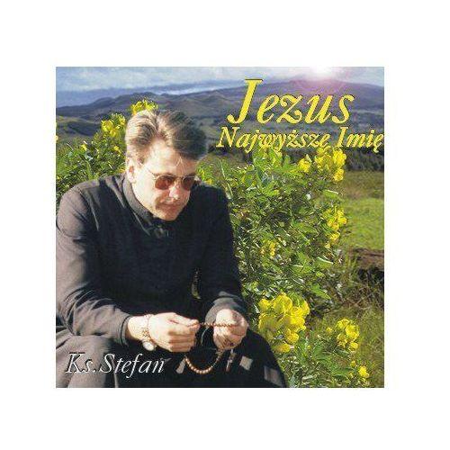 Jezus Najwyższe Imię - CD